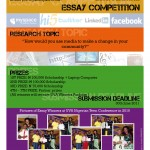 UVA Essay Competition 2