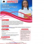 istep up flyer july2012